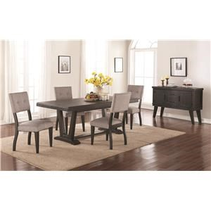 Forest Place 5-Piece Dining Set