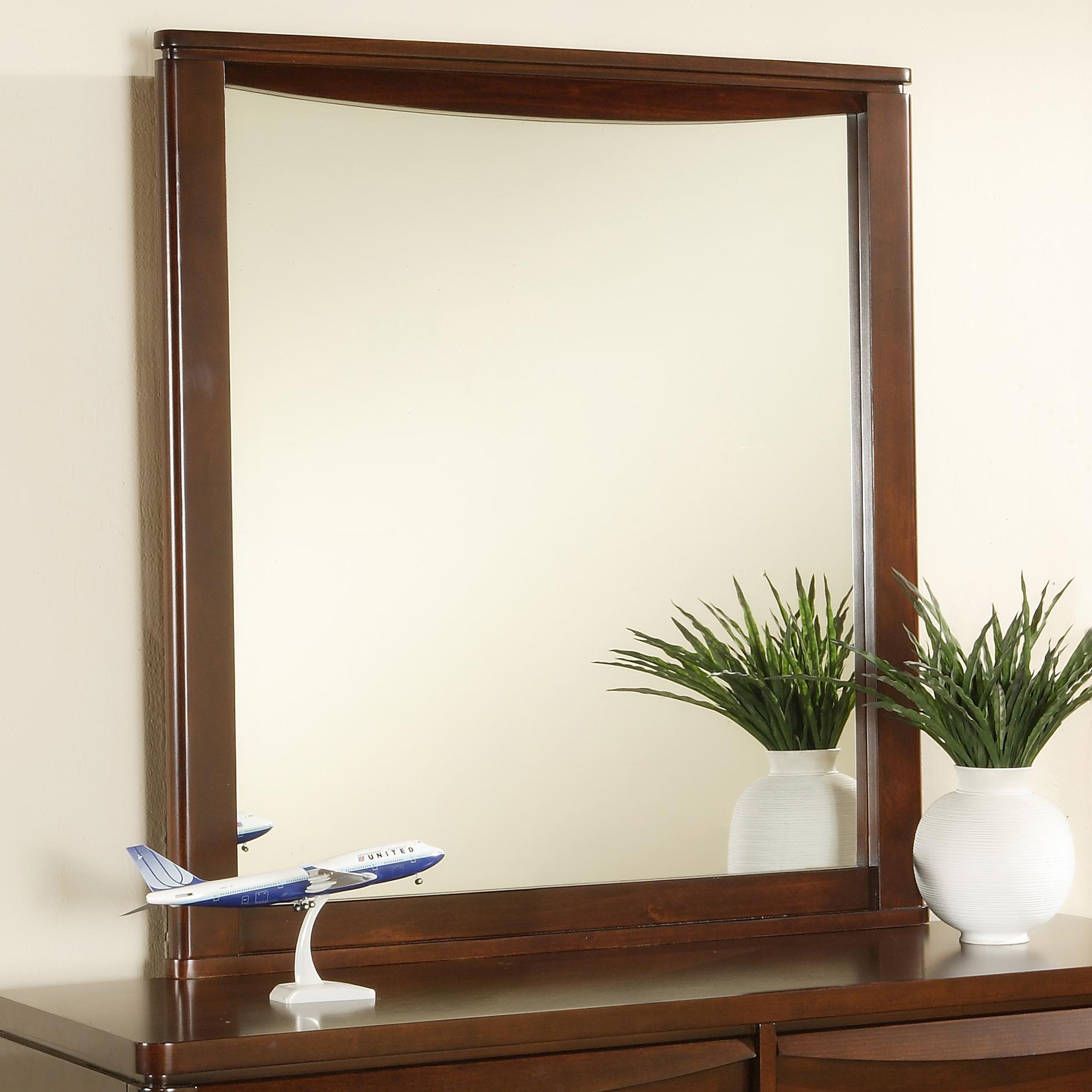 Morris Home Furnishings Granada Granada Mirror - Item Number: 2260-02