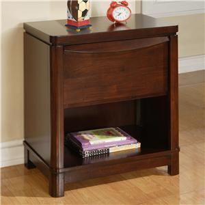Morris Home Furnishings Granada Granada Nightstand