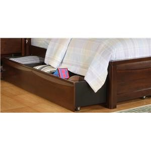 Morris Home Furnishings Granada Granada Twin/Full Trundle