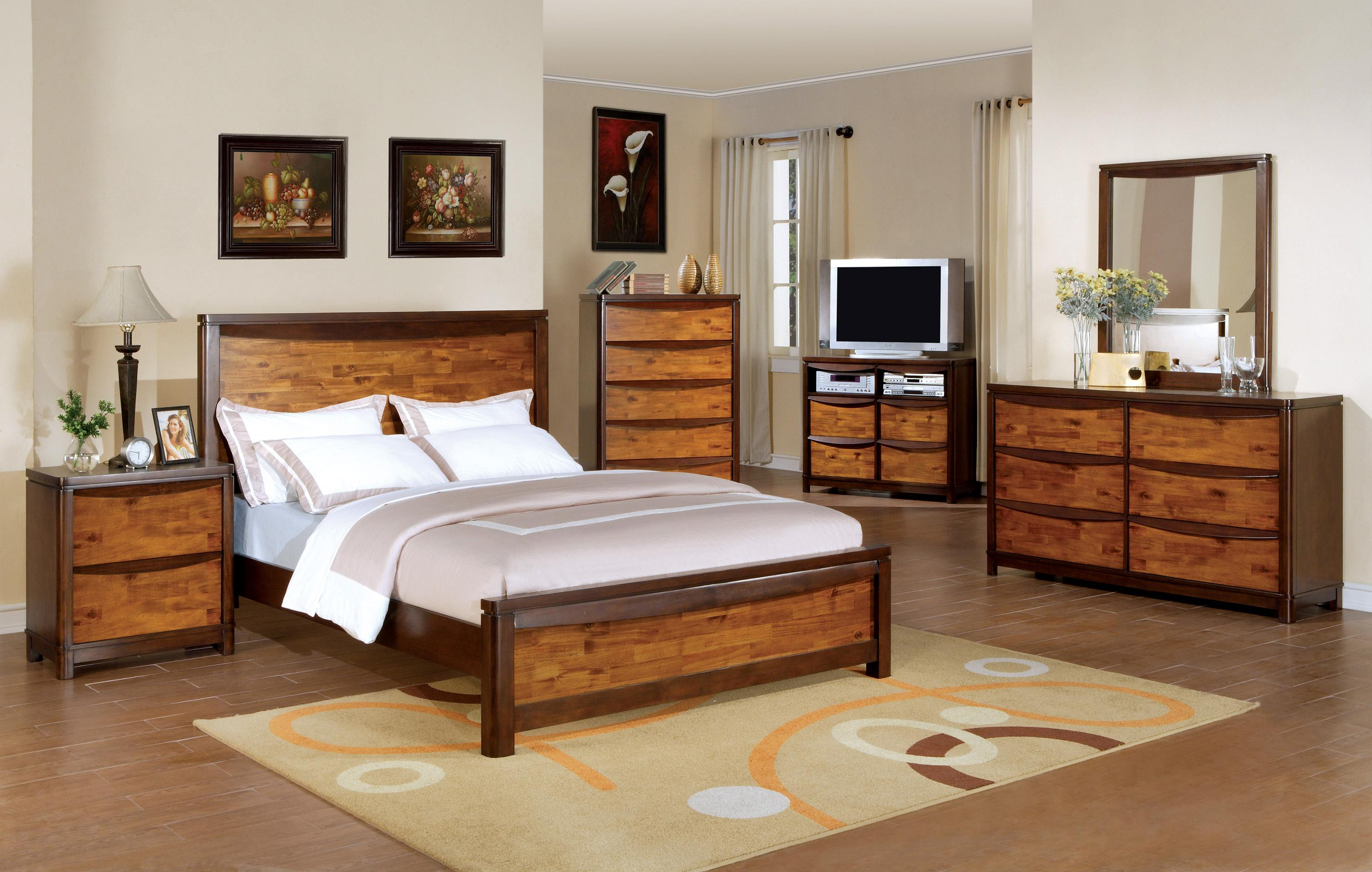 Holland House Kelsy 7 Piece Queen Bedroom Set | FMG - Local ...