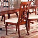 Holland House King Louis Dining Side Chair - 458-717-S
