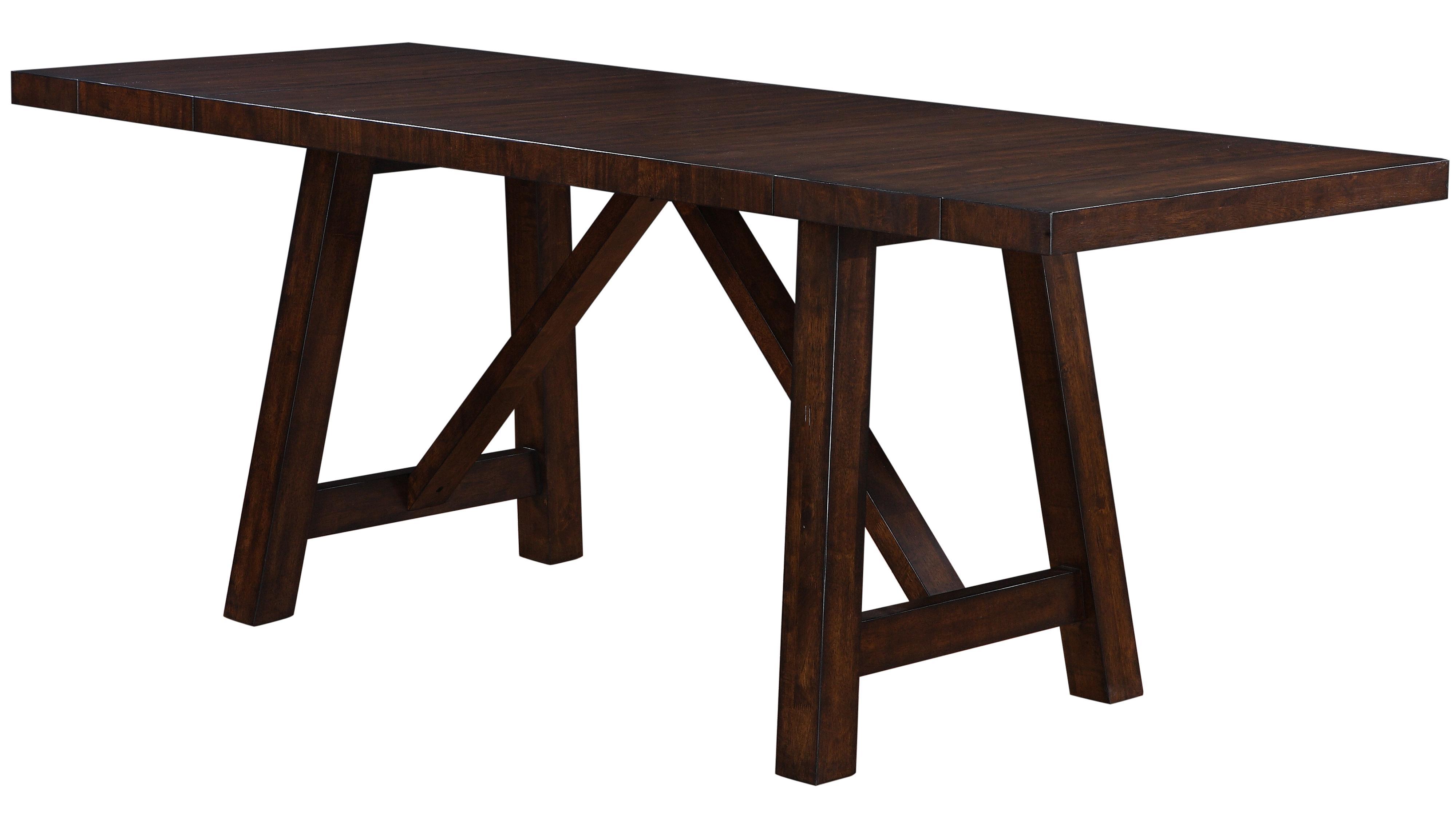 Morris Home Furnishings Norwalk Norwalk Colonial Table - Item Number: 1278-4296L