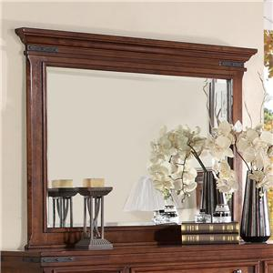Holland House Layton Rectangular Mirror