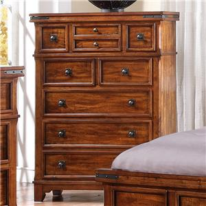 Holland House Layton Drawer Chest