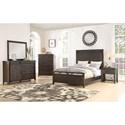 Hathaway Durango King Bedroom Group - Item Number: 2622 K Bedroom Group 1