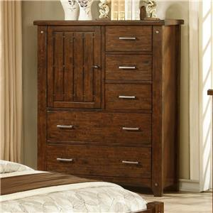Morris Home Furnishings Boulder Creek Boulder Creek Chest