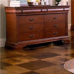 Holland House Nicolet Drawer Dresser