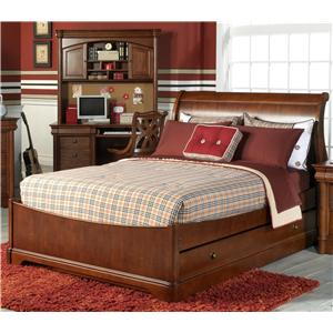 Holland House Petite Louis Full Sleigh Bed