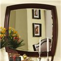 Holland House Sansom Place Dresser Mirror - 2214-04