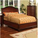 Holland House Sansom Place Queen Platform Bed