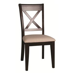 Morris Home Furnishings Saranac Saranac Side Chair