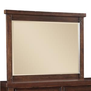 Holland House Sonoma Rectangular Mirror