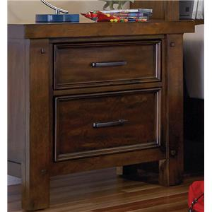 Morris Home Furnishings Sorrento 2688 Sorrento Nightstand