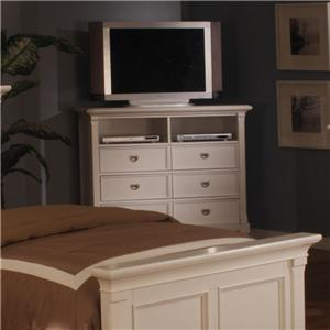 Holland House Summer Breeze Media Chest