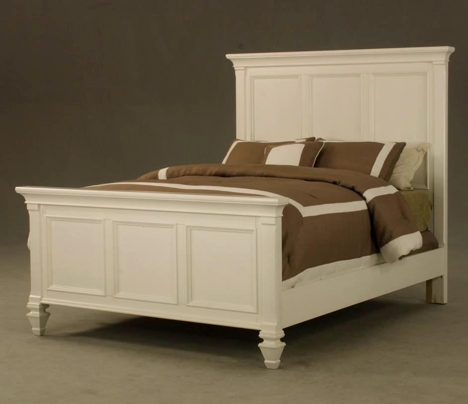 Morris Home Furnishings Surrey Surrey Full/Queen Panel Bed   - Item Number: 493-21H+21F+21R