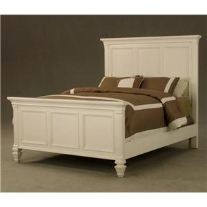 Morris Home Furnishings Surrey Surrey Full/Queen Panel Bed