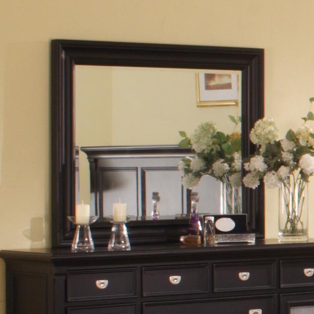 Morris Home Furnishings Surrey Surrey Rectangular Mirror - Item Number: 494-04