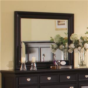 Morris Home Furnishings Surrey Surrey Rectangular Mirror