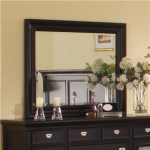 Morris Home Furnishings Surrey Surrey Rectangular Mirror