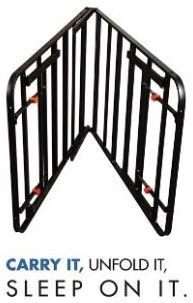The Bedder Base Full Bed Frame at Ultimate Mattress