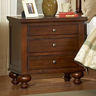 Homelegance 1422 Night Stand - Item Number: 1422-4