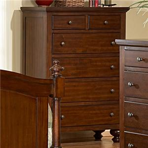 Homelegance 1422 6 Drawer Chest