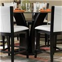 Homelegance 710 Dining Table - Item Number: 710-36RD