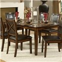 Homelegance Verona Dining Table - Item Number: 727-72