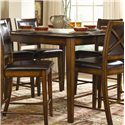 Homelegance Verona 7Pc Counter Height Dinette - Chicago Pub Height Table