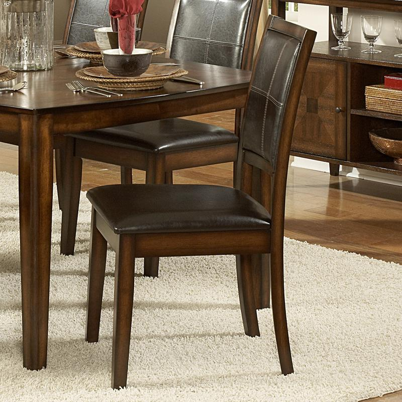 Homelegance Verona Side Chair - Item Number: 727S