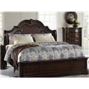 Home Insights Alexandria Queen Sleigh Bed - Item Number: B330-01 +-02 +-03