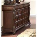 Home Insights B2161 Vintage Dresser - Item Number: B2161-50 DRESSER