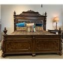 Home Insights B2161 King Headboard and Footboard - Item Number: AB216104+05+06