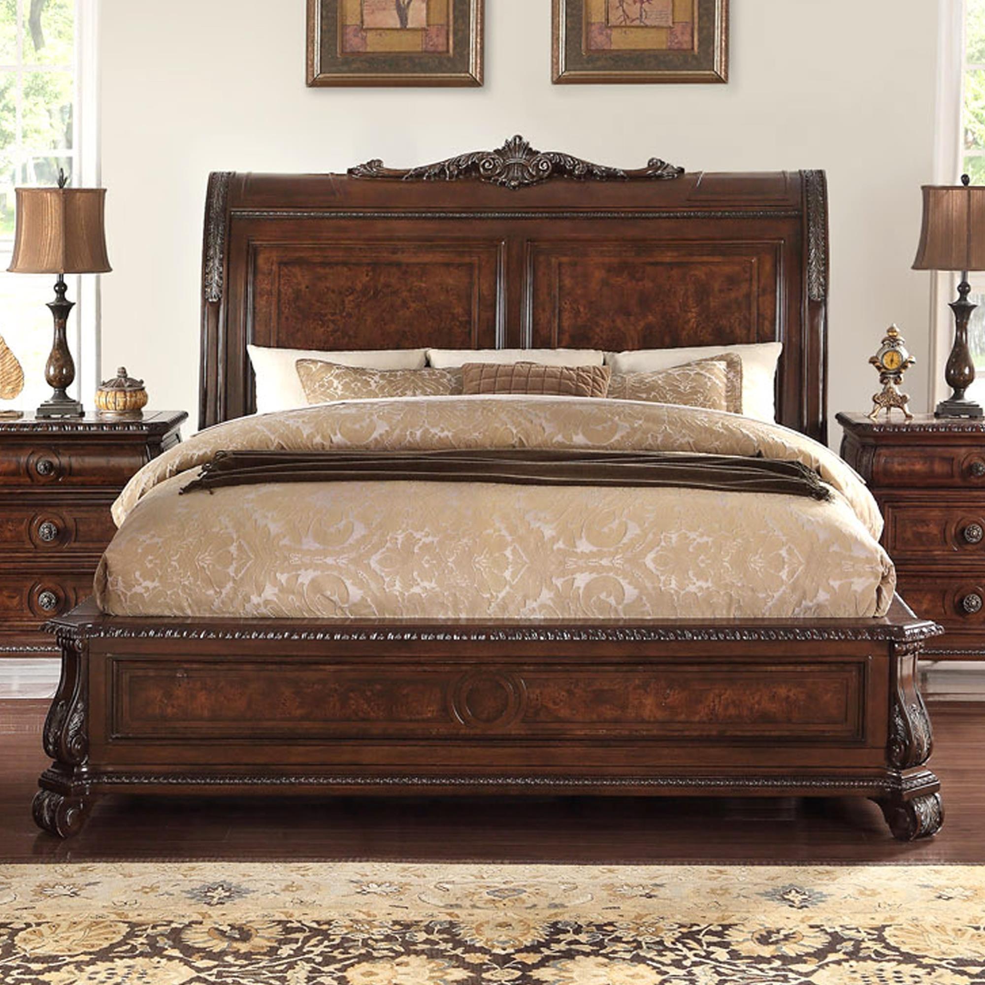 Elizabeth Sleigh Bed