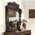 Home Insights Vintage Mirror with Renaissance Details - Item Number: B2161-55