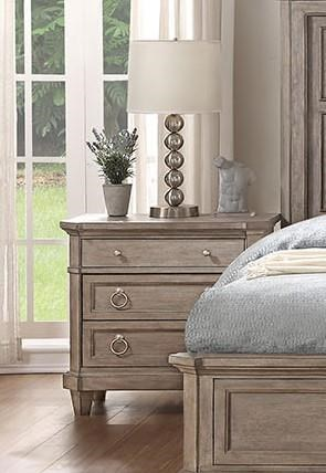 Home Insights Newport Nightstand - Item Number: B217-81