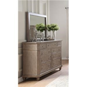 Home Insights Newport Dresser & Mirror Set