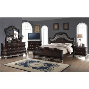 Home Insights Olympus  6-Piece King Bedroom Group
