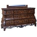 Home Insights Bali Dresser - Item Number: B003-51