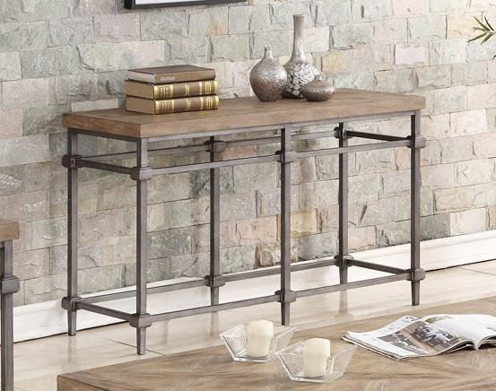 Home Insights Hallbrooke Sofa Table - Item Number: C106-06