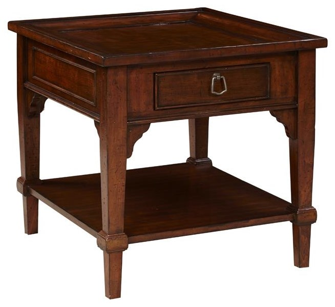 Home Insights Sinclair End Table - Item Number: C155-04