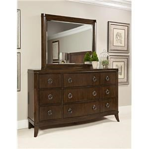 Home Insights Tribeca Bedroom Dresser & Mirror