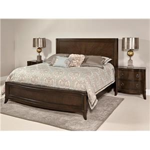 Home Insights Tribeca Bedroom Queen Bed, Chest & Nightstand