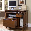Home Styles Arts and Crafts 2 Door Compact Office Cabinet - 5180-19