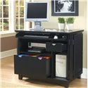 Home Styles Arts and Crafts 2 Door Compact Office Cabinet - 5181-19