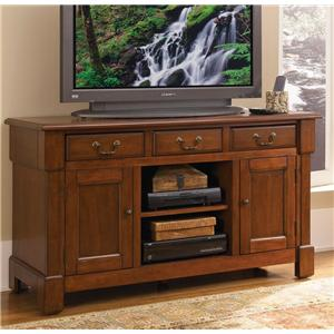 TV Credenza Stand