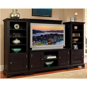 Home Styles Bedford Wall Unit
