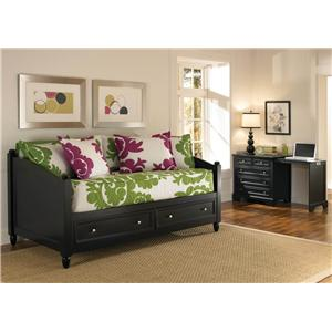 Home Styles Bedford Daybed and Desk