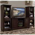 Home Styles Bermuda 3 Piece Entertainment Center - Item Number: 5542-34